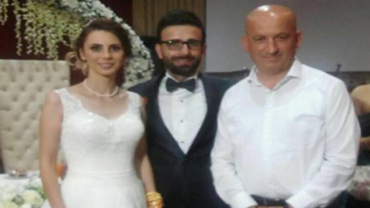Özlem ALTIPARMAK ile Mustafa ERCAN çiftinin düğün merasimine katıldık