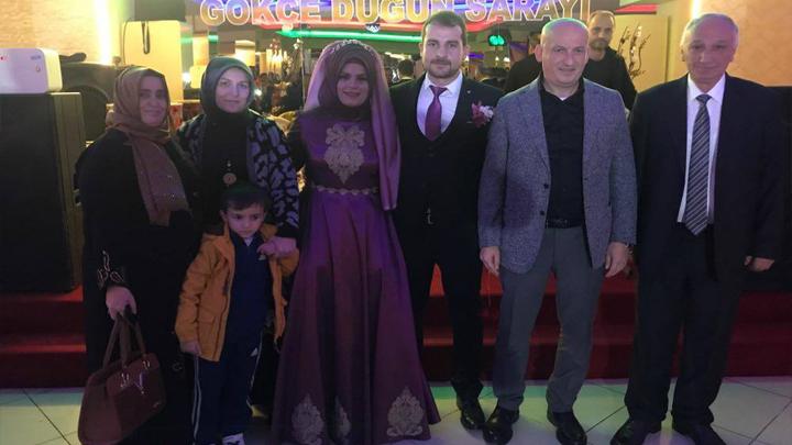 Sena ŞİŞMAN ile Fatih OCAK çiftinin nişan merasimine katıldık