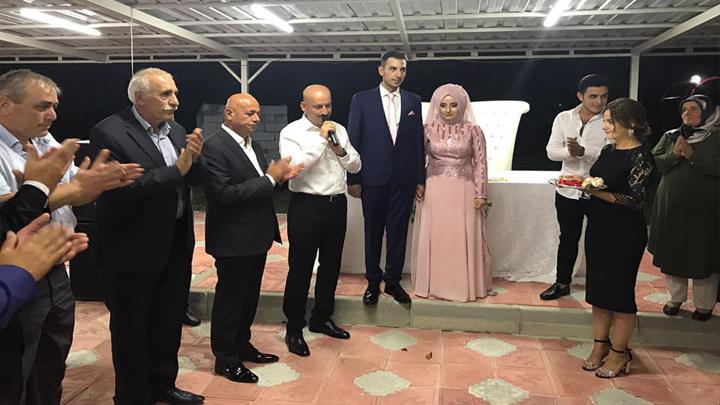 Belediye Meclis Üyemiz Mevlüt Sert'in oğlu Ersoy'un mutlu günü
