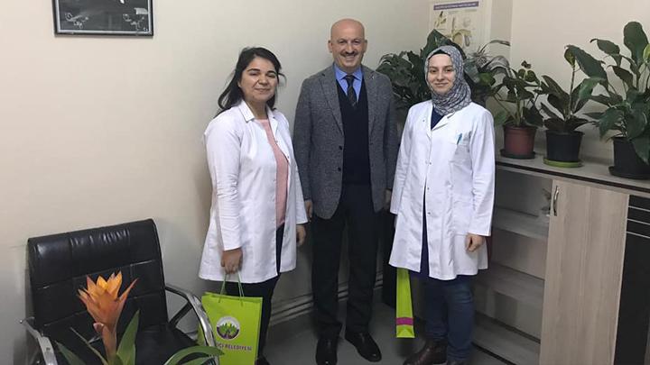 Tüm sağlık çalışanlarının 14 Mart Tıp Bayramını kutlu olsun