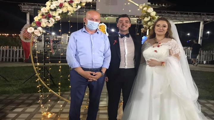 Hazal Koçak ile Efe Özkan Sert?in düğün merasimine katıldık