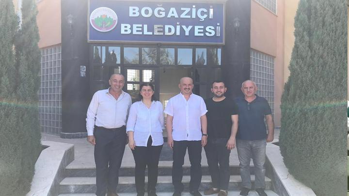 Düzce İl Genel Meclisi Başkanı Çiğdem Günal ve Meclis üyelerinin Belediyemizi ziyaretleri