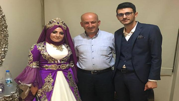 Seda ERCAN ile Serhat KILIÇ çiftinin düğün merasimine katıldık