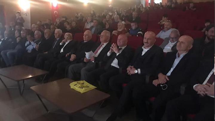 Lazder - Düzce Laz Kültürünü Yaşatma ve Dayanışma Derneği'nin Toplantısına Katıldık