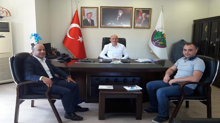 Düzce Türk Telekom İl Müdürü Sayın Muzaffer OKTAY'ın ziyaretleri