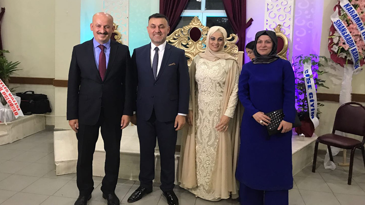 Çilimli Belediye Başkanı Sayın Muhsin YAVUZ'un oğulları Esad Eymen'in sünnetine katıldık