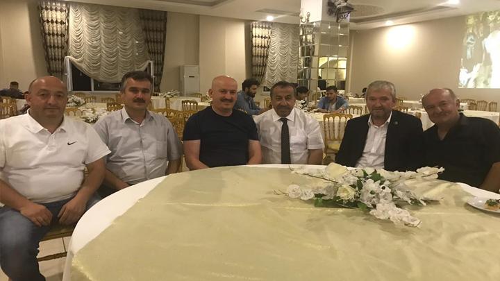 Büşra Çam ile Batu Yavuz'un düğün merasimine katıldık