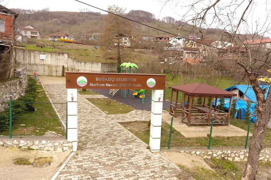 Şekerpınar Oyun Parkı