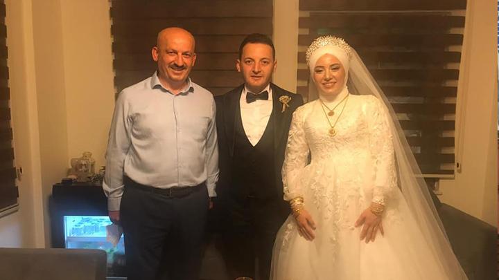 Hilal Karabulut ile Kerem Yazgeldi'nin düğün merasimine katıldık
