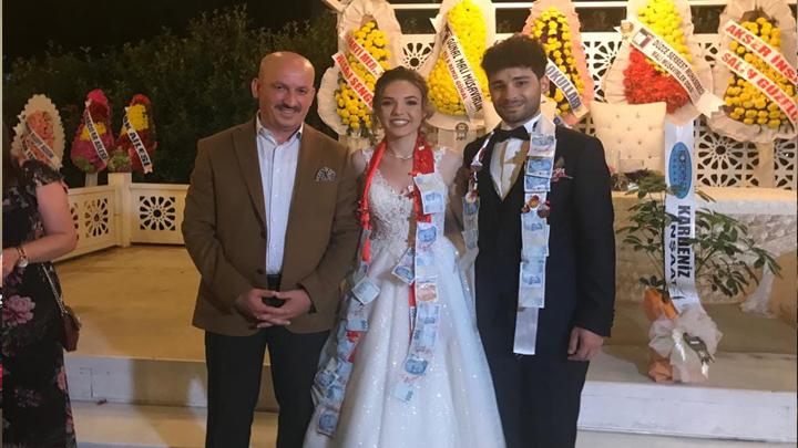 Zeynep Asya Eser İle Ahmet Canıtez'in düğün merasimine katıldık